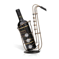 Saxophone Wine Bottle Holder