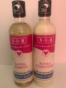 COCONUT & VANILLA - 250ml