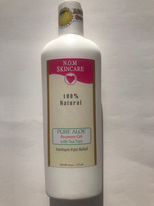PURE ALOE TEA TREE GEL REPAIR - 236ml