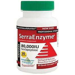SERRAENZYME - 80,000iu x 90 caps