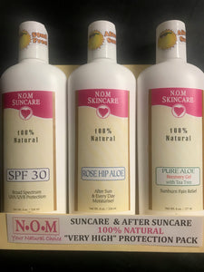 SUNCARE VERY HIGH PROTECTION PACK - 3 x 236ml