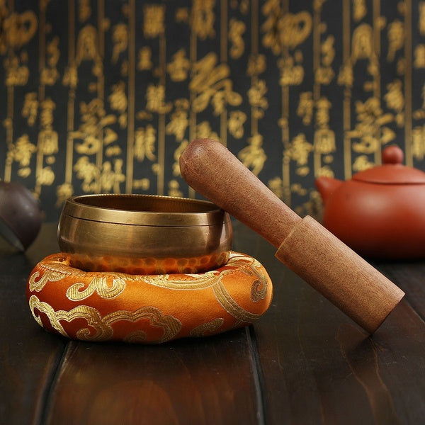 Authentic Tibetan Singing Bowl