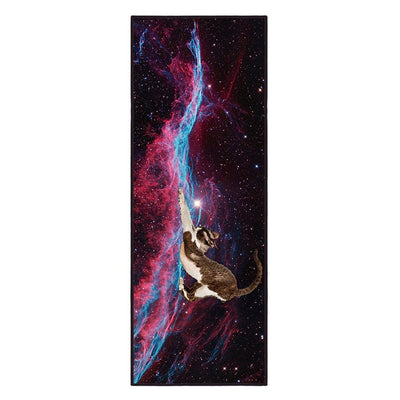 Cosmic Kitty - Non-slip Thick & Soft Yoga Mat
