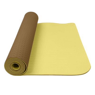 Professional EkoSmart High Density Yoga Mat- Buy One Get 2nd Free / Two Mats For The Price Of One - Limited Time Deal!
