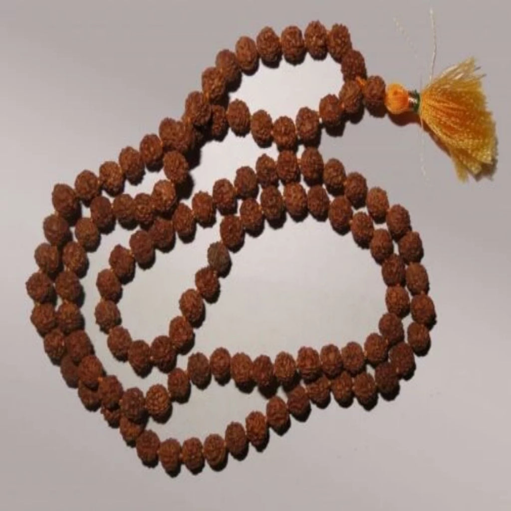Authentic Rudraksha Meditation Mala