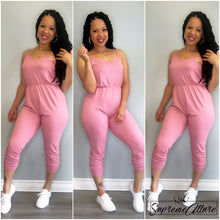 Load image into Gallery viewer, Nylah Jumpsuit - Pink