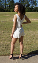 Load image into Gallery viewer, Just Chill Romper (White)