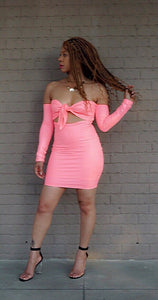 Life of the Party Dress (Pink)