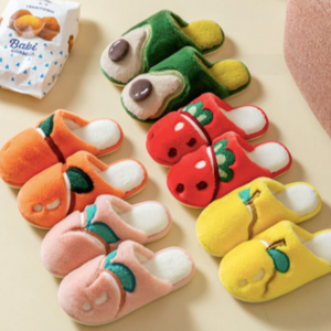 Delicious Plush Slippers