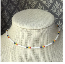 Load image into Gallery viewer, Necklace - Penny choker
