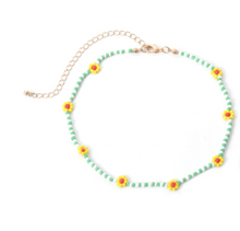 Load image into Gallery viewer, Necklace - DAISY CHOKER