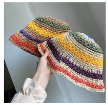 Load image into Gallery viewer, Jasmine Summer Hat