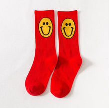 Load image into Gallery viewer, Suzanne Smiley Socks