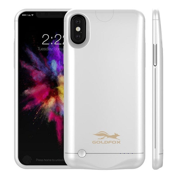 5200m Charging Protective Case for Iphone X