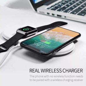 3 in 1 Wireless Charging Pad