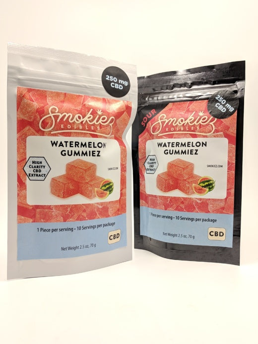 Smokiez CBD Gummies - 250mg - Free State Collective CBD