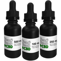 "Willy's ""Wacky Tobacky""  Pet Tincture Drops (made w/ CBD isolate) - Free State Collective"
