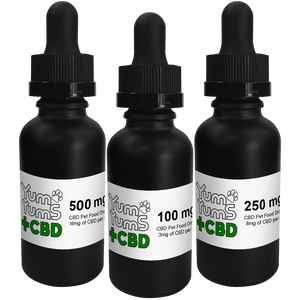 Yum Yums - Pet Food CBD Oil Drops