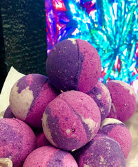 Bubble & Fizz Bath Bombs- 50mg CBD - Free State Collective CBD
