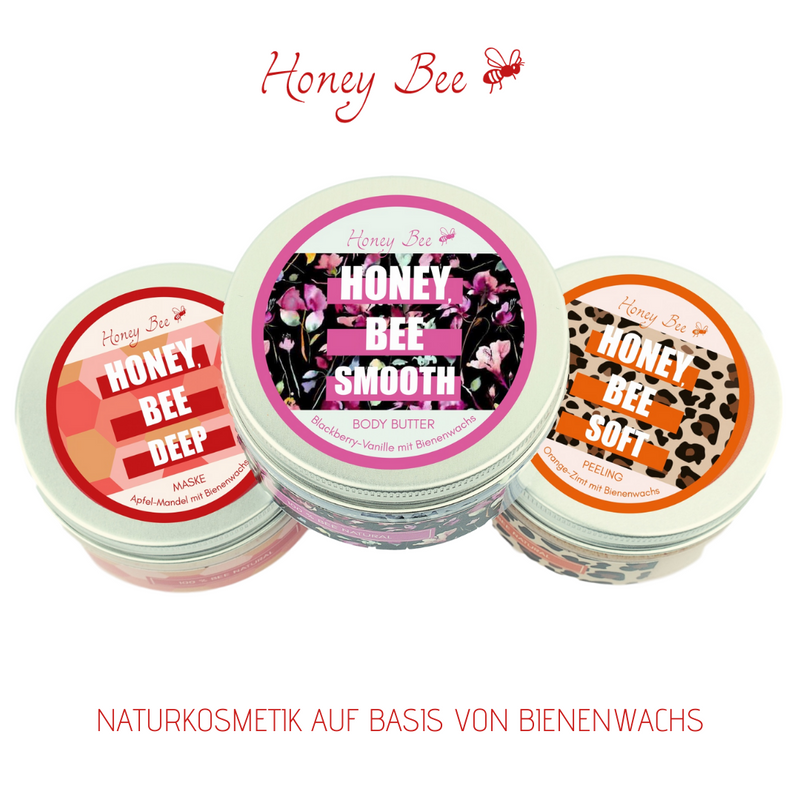 HONEY BEE 3-ER SET