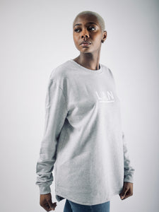 L.A.N CURVED SWEAT