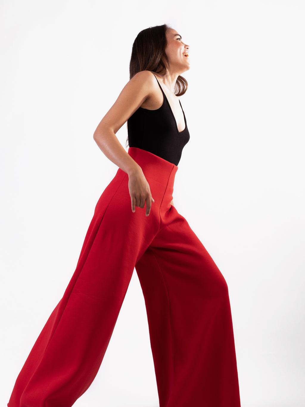 VERY WIDE LEGS PANTS