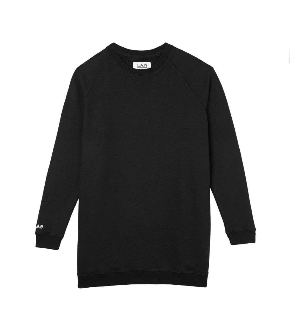 LONG B SLEEVE SWEAT