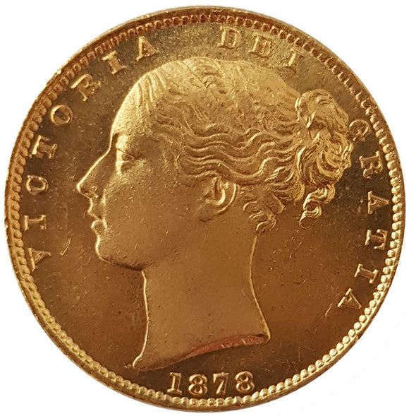Victorian Sovereigns 1838-1901