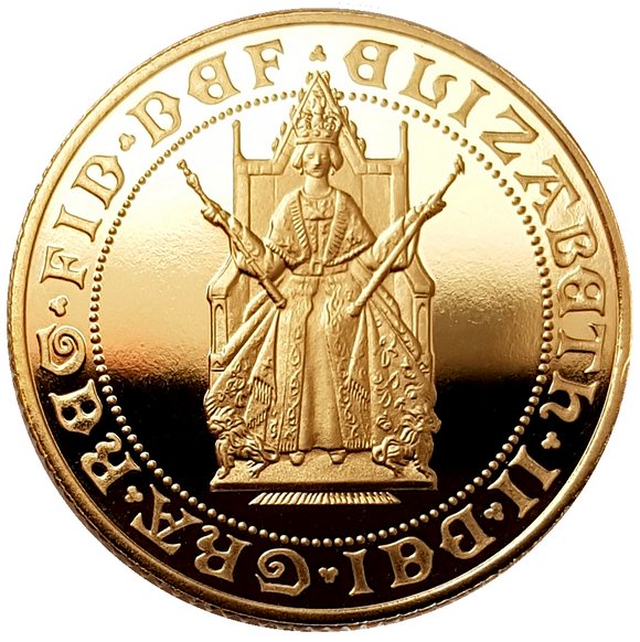 Proof Gold Full Sovereigns 1979-Date