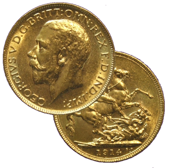 Sovereigns - Ottawa Branch Mint (Canada)