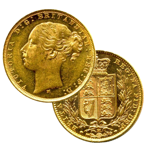 Sovereigns - Melbourne Branch Mint (Australia)