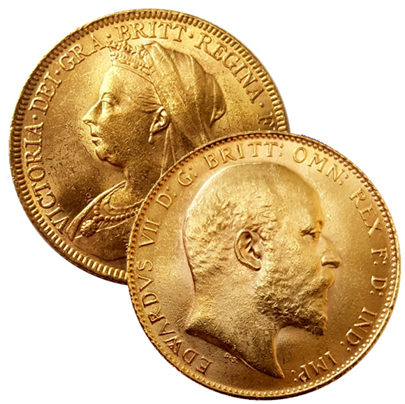 Sovereigns - Perth Branch Mint (Australia)