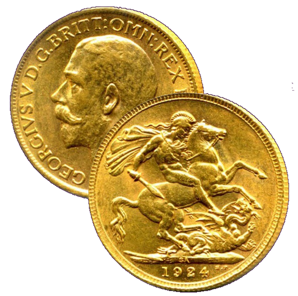 Sovereigns - Pretoria Branch Mint (South Africa)