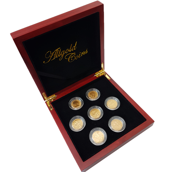 Sovereign Collections 1871-2018
