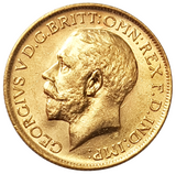 1917-S King George V Gold Sovereign (Sydney)