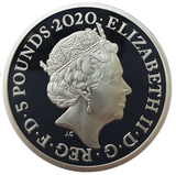 2020 Queen Elizabeth II 'Bond, James Bond' 999 fine silver Proof Coins
