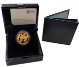 2020 Queen Elizabeth II 'PAY ATTENTION 007' 999.9 1/4oz / 1oz / 2oz Gold Proof Coins