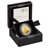 2020 Music Legends 'David Bowie' 1/4 oz 999.9 Gold Proof Coin