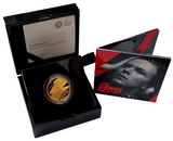 2020 Music Legends 'David Bowie' 1oz 999.9 Gold Proof Coin