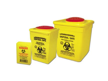 Sharps Container 15L