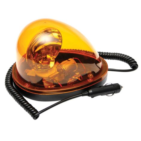 TEAR DROP ROTATING LIGHT