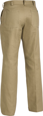 MENS ORIGINAL COTTON DRILL WORK PANT