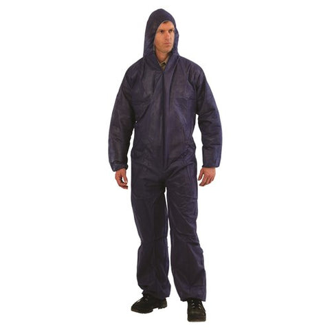 PROCHOICE - DISPOSABLE COVERALL - NAVY