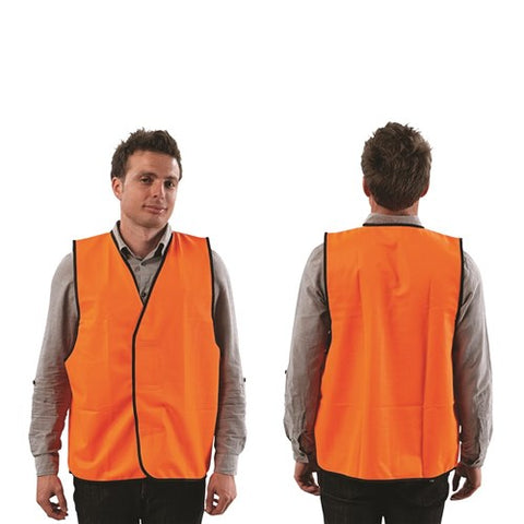 PROCHOICE - FLURO DAY VEST - ORANGE
