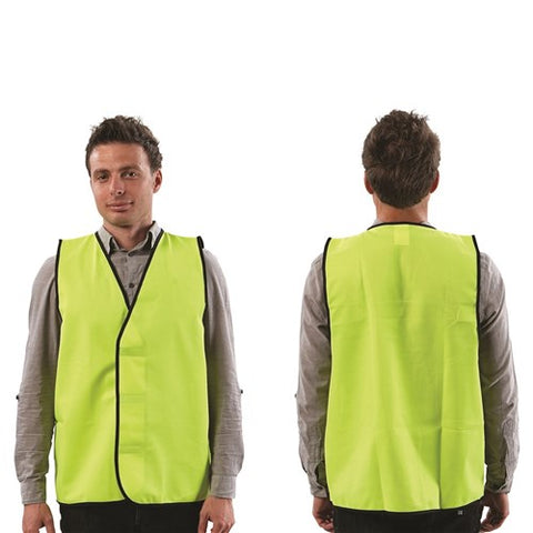 PROCHOICE - FLURO DAY VEST - YELLOW