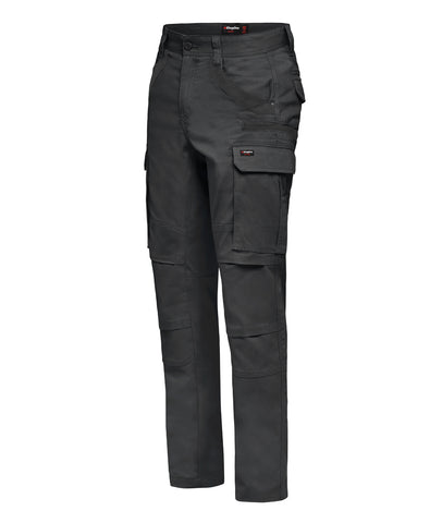 KING GEE - K69860 - TRADIES UTILITY CARGO PANT - CHARCOAL