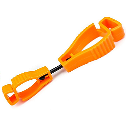 GLOVE CLIP - ORANGE