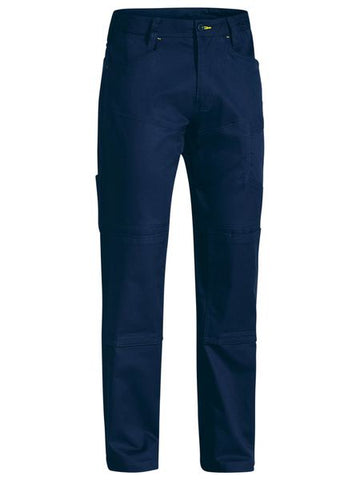 BISLEY - BP6474 - X AIRFLOW™ RIPSTOP VENTED WORK PANT - NAVY