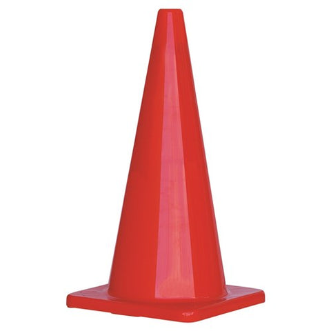 ProChoice® Orange PVC Traffic Cones 700mm