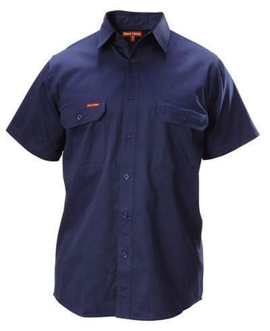 Hard Yakka Cotton Drill Shirt Short Sleeve